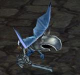 藍色搗蛋鬼之王 怪物永久連結