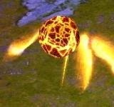巨大火焰之魂 怪物永久連結