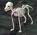 骷髏狼 怪物永久連結