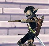 蒙面哥布林弓箭手 怪物永久連結