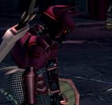 黑色鎧甲骷髏 怪物永久連結