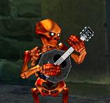 紅骷髏吟遊詩人 怪物永久連結