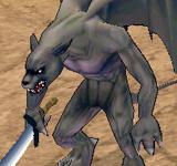 被召喚的 翼魔 怪物永久連結