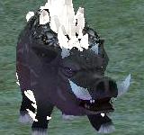 突變的野豬 怪物永久連結