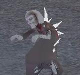 復活的屍體(女) 怪物永久連結