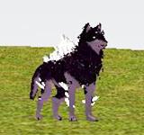 突變的狼 怪物永久連結