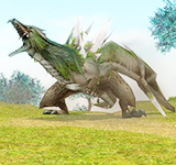 森林巨龍 怪物永久連結