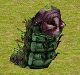 巨大地蟲 怪物永久連結