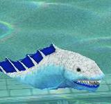 不安的形象(藍) 怪物永久連結