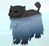 憤怒的形象(黑) 怪物永久連結