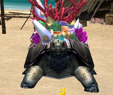 古代巨龜 怪物永久連結