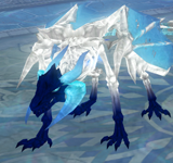 恐怖的形象(深藍) 怪物永久連結