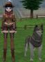 獵人與狗狗(?)