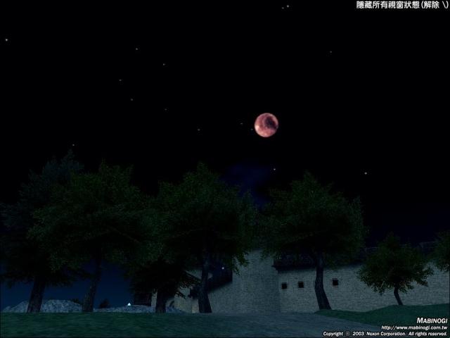 血月暗夜之城