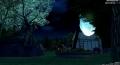 浪漫農場布置- 閃亮的樹