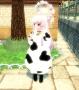 胖胖的奶牛 (哞~