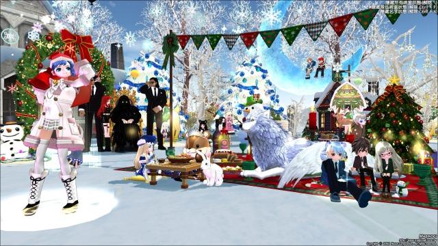 遲來的聖誕賀圖+跨年照 #2