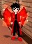 紅黑主題雷摩爾套裝